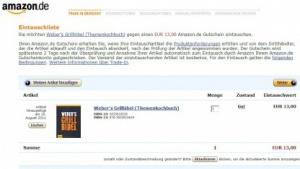 Amazon/Screenshot Golem.de