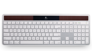 Logitech Wireless Solar Keyboard K750 für Mac
