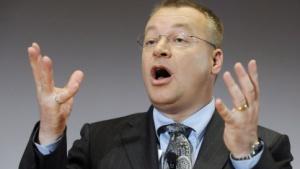 Nokia-Chef Stephen Elop im April 2011