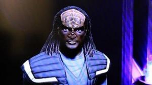 Klingone in Star Trek Infinite Space