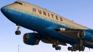 Das neue Modell der 747 war leider noch nicht zu sehen.