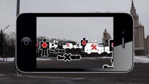 Drastische Mittel: Icons für Fahrzeug- und Personenschäden