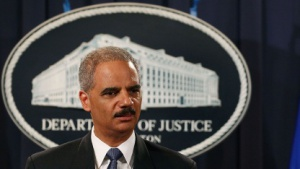 US-Justizminister Eric Holder am 3. August 2011