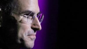 Steve Jobs im Jahre 2008
