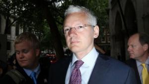 Julian Assange: Jakob Augstein angerufen