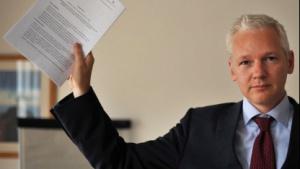 Julian Assange: Wikileaks-Sicherheitsleck geleugnet