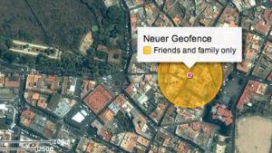 Geofences von Flickr zeigen Aufnahmeorte nicht jedem.
