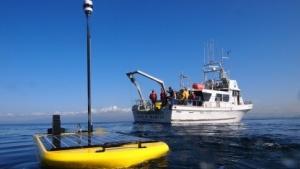 Wave Glider soll Meere überwachen.