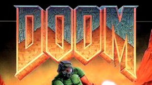 Verpackung des ersten Doom