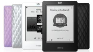 eReader Touch Edition: leichtes 6-Zoll-Gerät