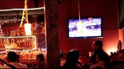 In der Bar Cava 22