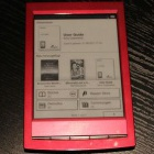 Reader Wi-Fi PRS-T1: Sonys nächster E-Book-Reader hat WLAN