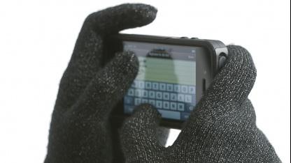 Die Touchscreen-Handschuhe Agloves Sport werden in Europa verkauft.
