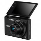 Samsung-Kamera: MV800 mit extravagantem Klapptouchscreen