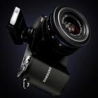 Samsung: Spiegellose Kamera mit 20 Megapixeln