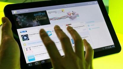 Tablet mit Android Honeycomb: Oracle wirft Google Patentverletzung vor.