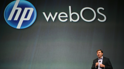 Die WebOS-Sparte soll bei HP bleiben.
