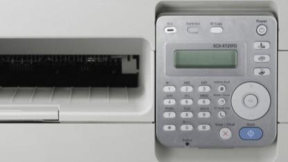 Multifunktionsdruckerserie SCX-472x