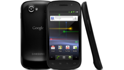 Nexus S wird Android 4.0 erhalten.