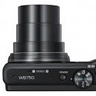 Reisekamera: Samsung WB750 verbirgt 18fach-Zoom in kleinem Gehäuse