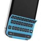 Smartkeyboard: Ein Smartcover als Tastatur für das iPhone