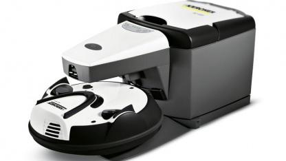 Robocleaner RC 4000: Roboter auf staubiger Mission