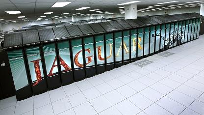 Supercomputer wie Jaguar arbeiten mit AMDs Opterons