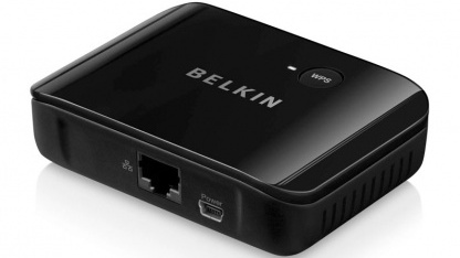 Smart TV Link 1 Port - WLAN-Bridge mit USB-Stromversorgung