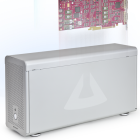 Magma: Thunderbolt-Gehäuse für drei PCIe-Steckkarten