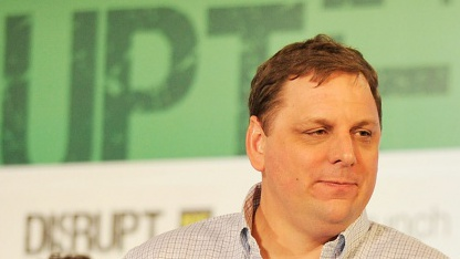 Michael Arrington beim Techcrunch Disrupt New York im Mai 2011