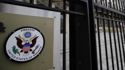 US-Botschafter setzten sich für amerikanische Rechteinhaber ein.