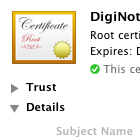Adobe: Entfernung von Diginotar-Zertifikaten kann dauern