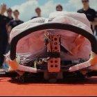Paraswift: Der Roboter springt mit dem Fallschirm ab