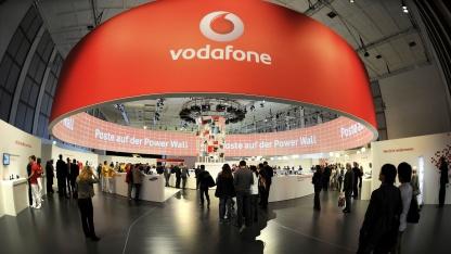 Vodafone auf der Ifa 2011
