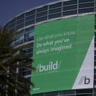 Build: Microsoft mit Apple-Taktik