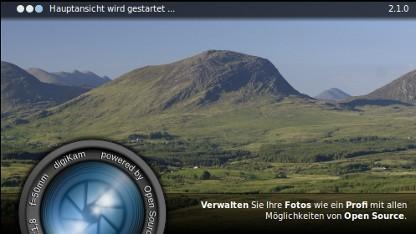 Digikam 2.1 erhält ein Panoramamodul und verbesserten Bild-Import.
