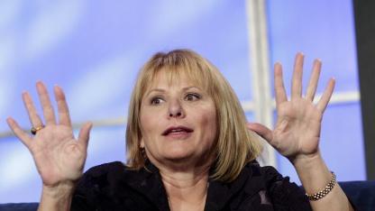 Carol Bartz im Jahr 2010