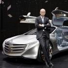 Mercedes-Zukunftsauto F125: Der Wasserstoff steckt in der Karosserie