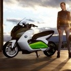 BMW: Elektroroller als Stadtfahrzeug