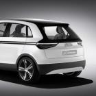 Audi: Mini-Elektroauto mit Fahrradzuladung