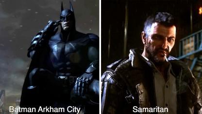 Arkham City vs. Samaritan