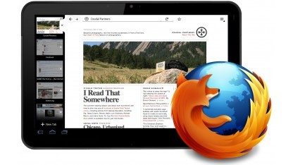 Firefox für Tablets
