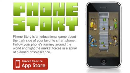 Nur noch für Android-Nutzer: Phonestory