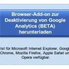 Datenschutz: Google bessert Analytics nach