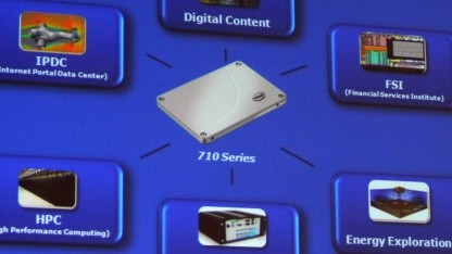 Intels SSD 710 Series wurde offiziell vorgestellt