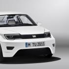 Mute: Elektrofahrzeug für zwei wiegt nur 500 kg