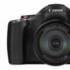 Canon: Bridgekamera mit 35fach-Zoomobjektiv