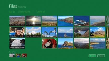 Neues Metro-UI von Windows 8