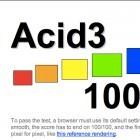 Testkriterien geändert: Internet Explorer und Firefox bestehen Acid3-Test