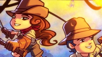 Adventure World: An Indiana Jones Game